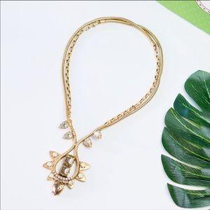 Stella & Dot Soleil Pendant Necklace